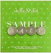 Sample Sale Details