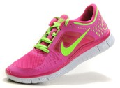 Nike Free Runs are one of the newer running shoes by Nike