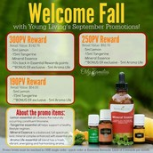 Young Living September Promos