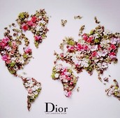 Christian Dior--- Global Locations