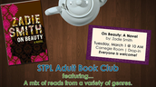STPL Adult Book Club