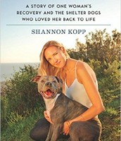 Pound for Pound:  A Story of One Woman's Recovery and the Shelter Dogs who loved her back to Life