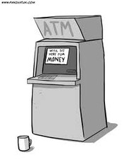 6) Be smart about ATMs