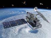 NASA satellite de l'espace