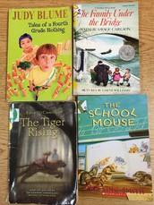 New Literature Groups