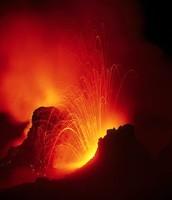 Huge Volcano