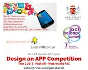 Design a Mobile APP idea - Drawn Week 9