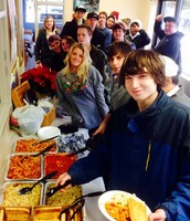 School Wide Lunch - Last Day Before Break!
