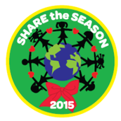 Share the Seasons Patch