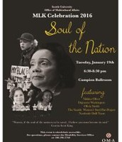 Martin Luther King Celebration - Soul of the Nation