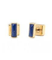 Deja Vu Gold Stud Earrings - 2 in 1!!  $22