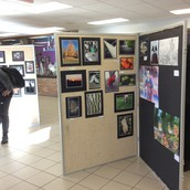 Art Displays