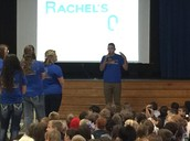 FAB club supports Rachel's Challenge at BPS
