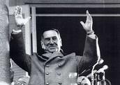 Primer gobierno (1946-1952)