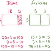 Visual Math Improves Math Performance
