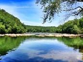 Rivers & Springs