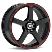 Here's a piture of the rims I've got on it.