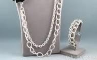 La Coco Silver Chain $30