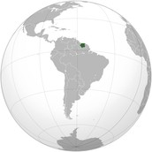 Green is Suriname