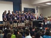 Congrats boys!