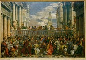 Marriage at Cana (1563)