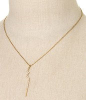 Lighting Necklace Was $49 Now $25