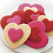 we will be holding a community four Valentine day party