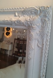 Summer Special $199 - Absolutely gorgeous Floor length French Provincial Mirror