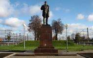 Памятник Заслонову К.С.