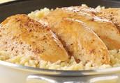 pollo con arrzo (doscientos trienta y tres 233)