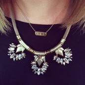 The Helena Necklace $64 (was $128)