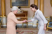 Meeting the Queen of England