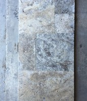 Silver FP Tumled Pavers