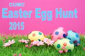 Easter Egg Hunt on Easter Sunday April 5