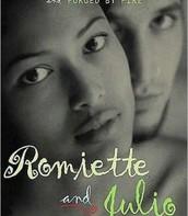 Romiette and Julio by Sharon Draper
