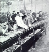 Moving assembly line 1913