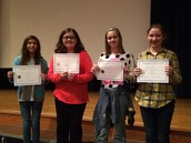 Distinguished Honor Roll