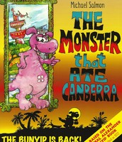 The Monster That Ate Canberra by Michael Salmon