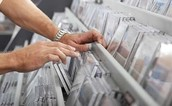 Comprar un disco compacto nuevo