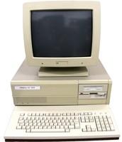 Stare komputery.