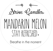 Mandarin Melon