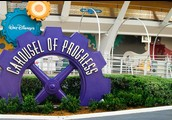 14. Find the ride at Disney World that explores the Past-Present-and Future of technology.