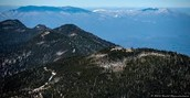 The region is also the home to Mount Mitchell in North Carolina.