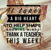 Teachers deserve some love