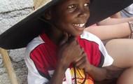 Love on the orphans of Haiti.