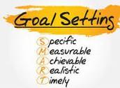Evaluation / Goal Setting