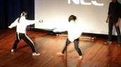 Academic Showcase: Fencing