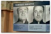 Capones Prison number on Alcatraz