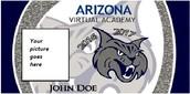 AZVA STUDENT ID CARD