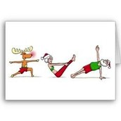 Dear clients please join me in a small gathering to celebrate Christmas, friendship, and Pilates!
